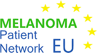 'Melanoma Patient Network Europe' logo